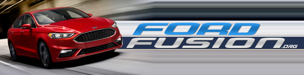 Ford Fusion Forum